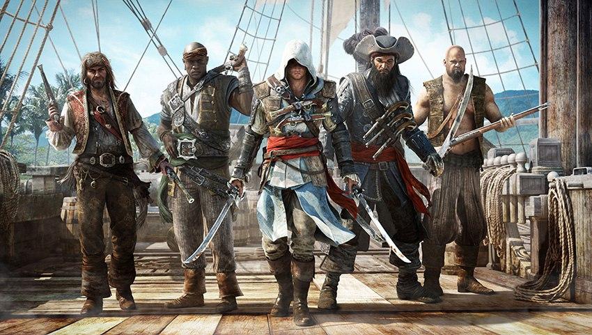 Assassin's Creed 4 Black Flag Spolszczenie