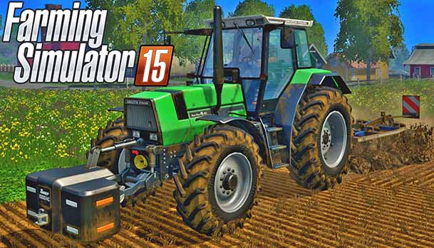 Farming Simulator 15 Spolszczenie