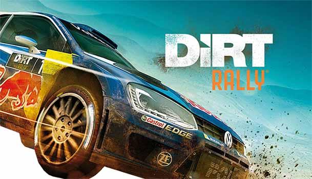 DiRT Rally chomikuj