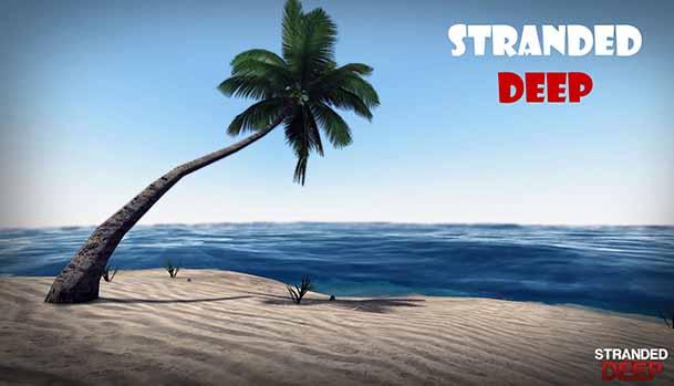 Stranded Deep Spolszczenie