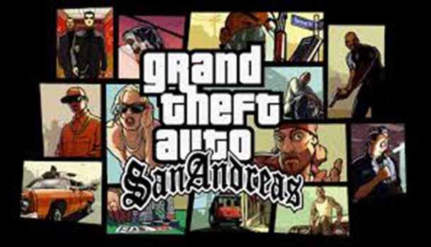 GTA San Andreas chomikuj