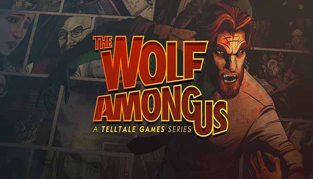 The Wolf Among Us chomikuj