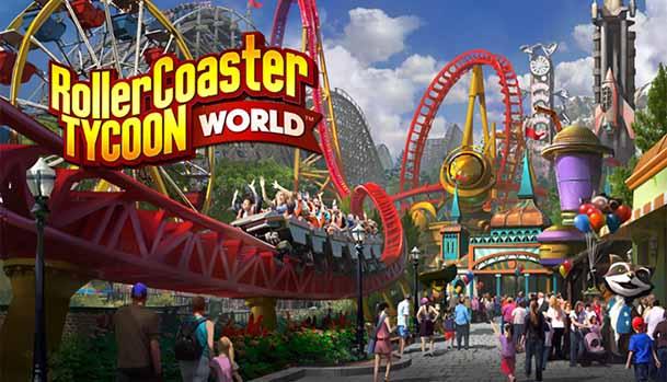 RollerCoaster Tycoon World chomikuj