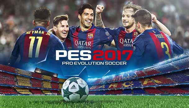 Pro Evolution Soccer 2017 chomikuj