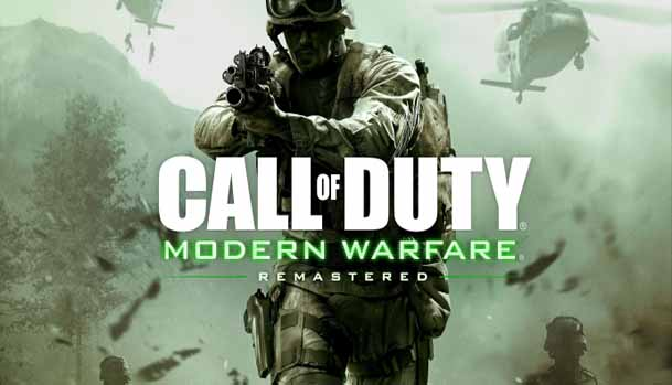 Call of Duty Modern Warfare Remastered Spolszczenie