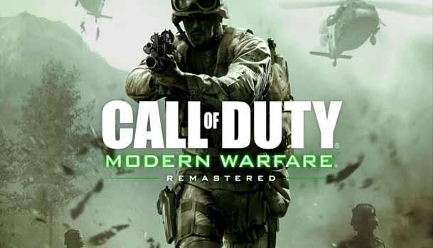 Call of Duty Modern Warfare Remastered chomikuj