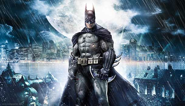 Batman Arkham Asylum Spolszczenie
