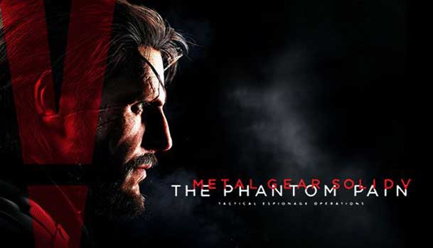 Metal Gear Solid V The Phantom Pain Spolszczenie