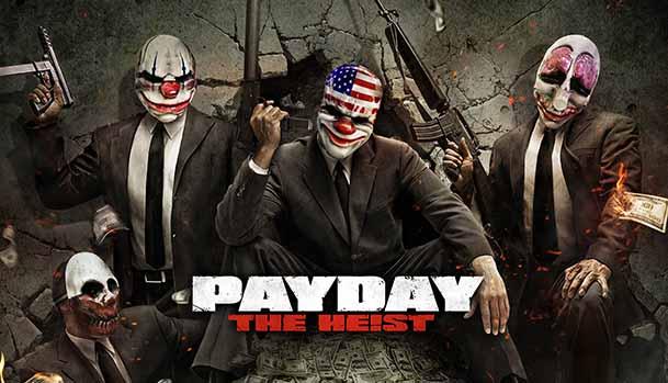 PayDay The Heist Spolszczenie