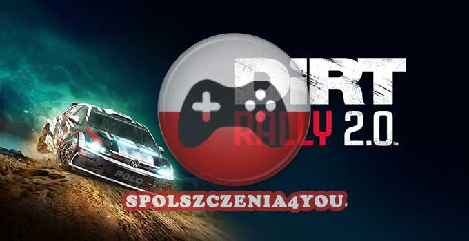 DiRT Rally 2.0 Spolszczenie