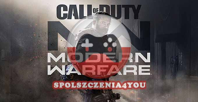 Call of Duty Modern Warfare Spolszczenie