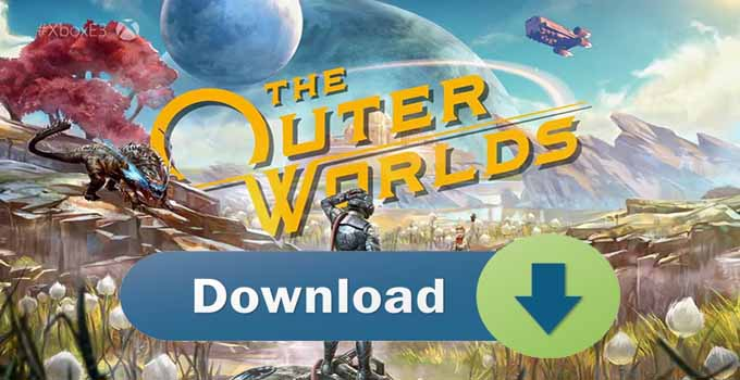 Pobierz The Outer Worlds Download