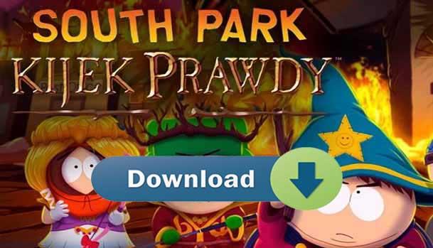 South Park Kijek Prawdy Spolszczenie