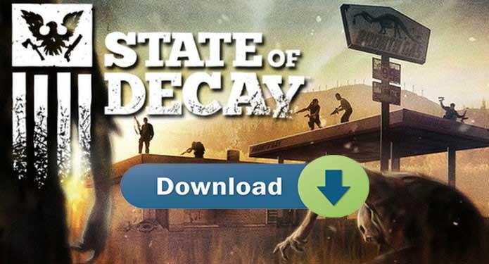 State of Decay Spolszczenie