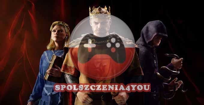Crusader Kings 3 Spolszczenie